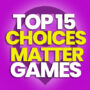 15 de los mejores juegos de «Choices Matter» y comparar precios