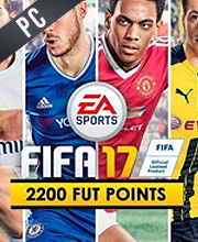 FIFA 17 2200 FUT Puntos