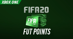 FIFA20 FUT Points XBox Download Compare Prices