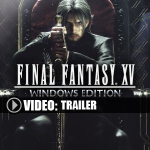 Buy Final Fantasy 15 CD Key Compare Prices