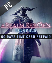 Final Fantasy 14 - Gamecard 60 dias