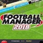 Un nuevo motor gráfico mejora los partidos en Football Manager 2018