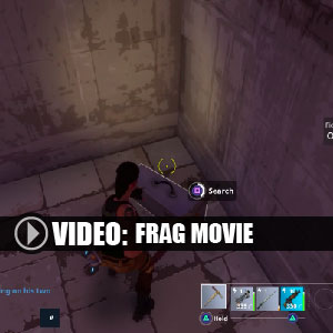 Fortnite PS4 Frag Movie