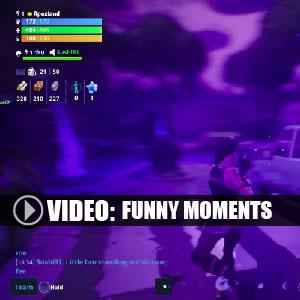 Fortnite PS4 Funny Moments