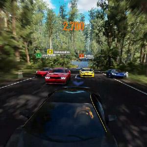 Forza Horizon Carreras