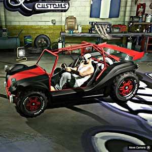 GTA 5 Garaje