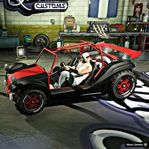 GTA 5 PS4 Garage