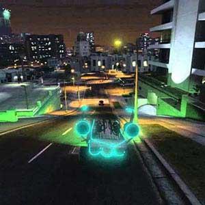 GTA 5 PS4 Alien Car - Space Docker