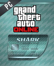 GTAO Megalodon Shark Cash Card