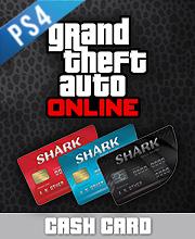Gta Online Shark Cash Card