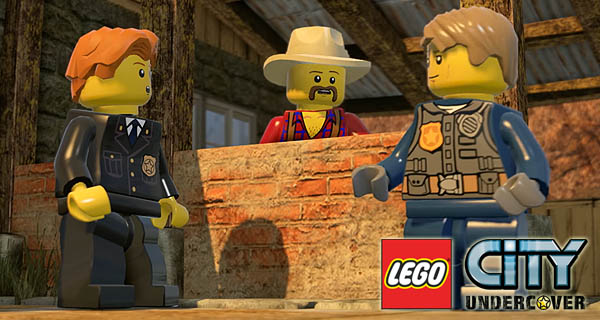 7 choses sur le jeu Lego city Undercover