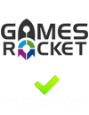 Gamesrocket.de cupón código promocional