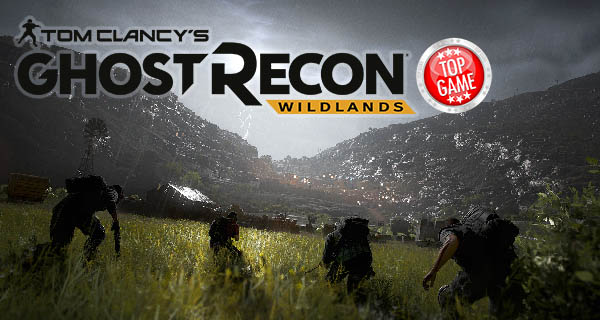 Ghost Recon Wildland Cover