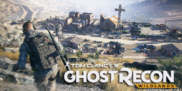 Ghost Recon: Wildlands Single-Player Footage Cover