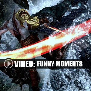 God of War 3 Remastered PS4 Funny Moments