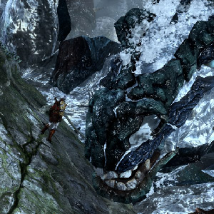 God of War 3 Remastered PS4 Kampf