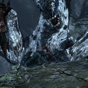 God of War 3 Remastered PS4 Gefecht