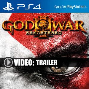 Comprar God of War 3 Remastered Ps4 Code Comparar Precios