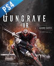 Gungrave VR loaded Coffin Edition