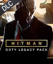 HITMAN 2 GOTY Legacy Pack