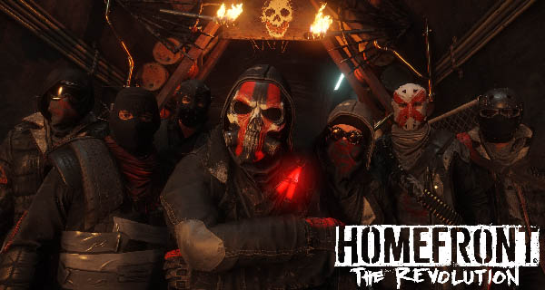 Homefront: The Revolution First DLC Cover