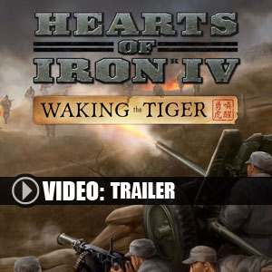 Comprar Hearts of Iron 4 Waking the Tiger CD Key Comparar Precios