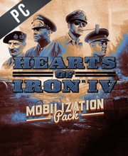 Hearts of Iron 4 Mobilization Pack