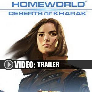 Comprar Homeworld Deserts of Kharak CD Key Comparar Precios