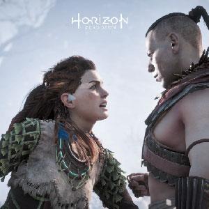Horizon Zero Dawn PS4 Interface
