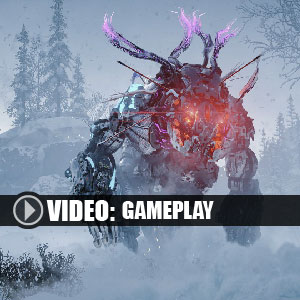 Horizon Zero Dawn The Frozen Wilds PS4 Gameplay Video