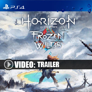 Comprar Horizon Zero Dawn The Frozen Wilds PS4 Code Comparar Precios