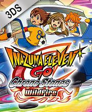 Inazuma Eleven GO Chrono Stones Wildfire