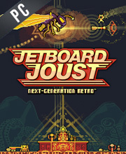 Jetboard Joust Next Generation Retro