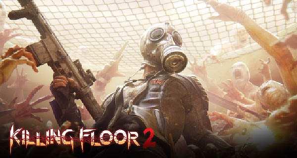 Killing Floor 2 Open Beta Cover