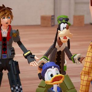 Kingdom Hearts 3 PS4 Enemigos