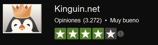Kinguin trustpilot
