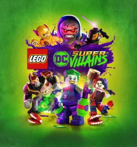 Lego DC Super Villains oficialmente anunciado