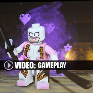 LEGO Marvel Super Heroes 2 Gameplay Video