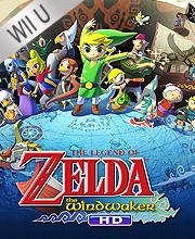 Legend of Zelda The Wind Waker HD