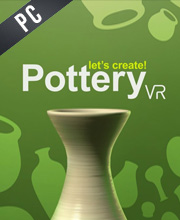Let's Create! Pottery VR