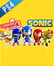 LittleBigPlanet Sonic The Hedgehog Costume Kit