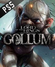 El Señor de los Anillos Gollum
