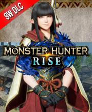 MONSTER HUNTER RISE Hunter Voice Hinoa the Quest Maiden