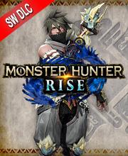 MONSTER HUNTER RISE Hunter Voice Master Utsushi