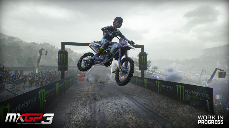 MXGP3 Gameplay du jeu