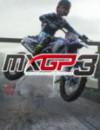La jugabilidad de MXGP 3 presenta la nueva función de meteorología dinámica.