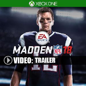 Madden NFL 18 Xbox One Precios Digitales o Edición Física