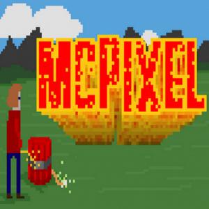 Descargar McPixel - PC Key Comprar