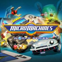 ¡Micro Machines World Series llega el 23 de junio 2017!