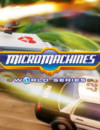 Anuncio de los requerimientos sistema para Micro Machines World Series